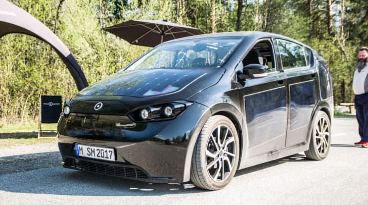250 Kilometer Reichweite mit einer einzigen Ladung- Der Sion bietet viel Energie für wenig Geld.