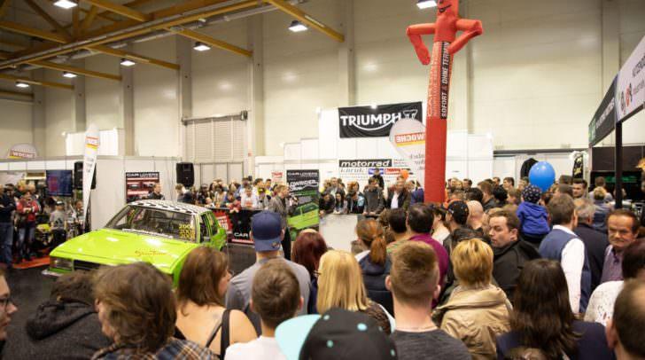 Mit 47.000 Besuchern und Besucherinnen ging die Frühjahrsmesse erfolgreich über die Bühne