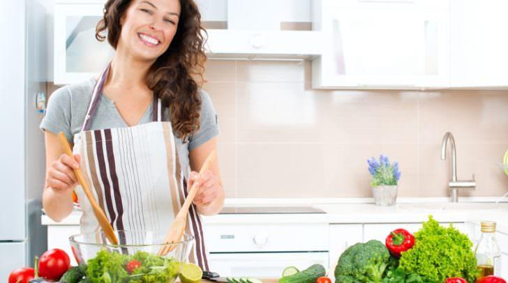 ... Vollkornprodukte & gesunde Produkte helfen beim Abnehmen!