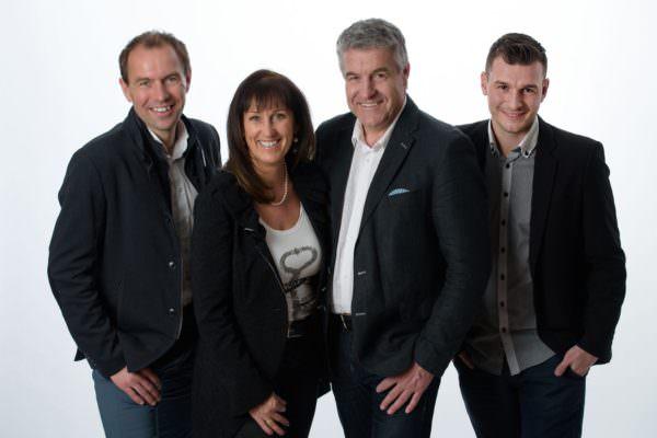 Das Team von FISCHER-Immobilien.