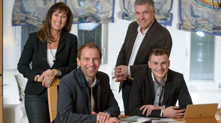 Das Team von FISCHER-Immobilien ist nicht nur engagiert, sondern hat auch Erfahrung in der Immobilienbranche.