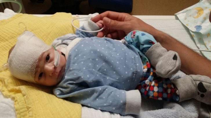Raphael hatte es seit seiner Geburt nicht leicht. Der seltene Gendefekt ist weltweit nur bei weniger als 200 weiteren Personen bekannt.