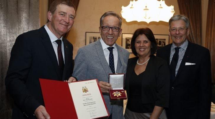 LH Kaiser dankte scheidenden Präsidenten Rudolf Kaske für seine ausgezeichnete Arbeit - Kärntens Arbeitnehmerinnen und Arbeitnehmer haben immer davon profitiert