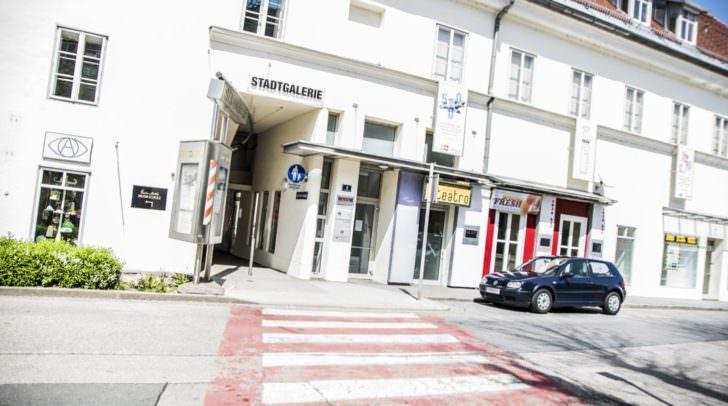 Kultureinrichtungen wie die Klagenfurter Stadtgalerie können weiterhin gratis besucht werden.