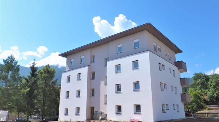 Der Wohnpark Arnoldstein ist in nächster Nähe zur Natur und der Ortskern von Arnoldstein ist auch in wenigen Minuten erreichbar.