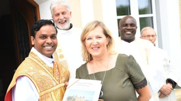 Augsdorfs neuer Pfarrer