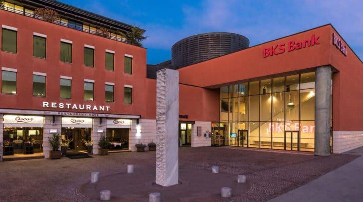 Viele neue Aktionäre besuchten am Mittwoch erstmals die Hauptversammlung in der BKS Bank-Zentrale in Klagenfurt