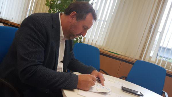 Stadtrat Erwin Baumann leitet seit mehr als drei Jahren das Wohnungsreferat.