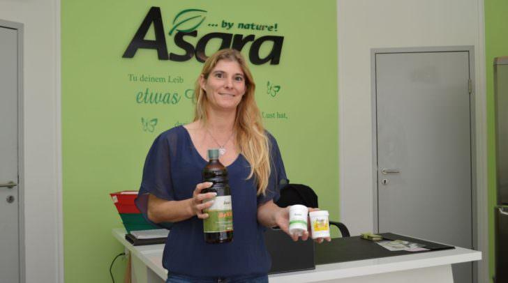 Doris Goltsch eröffnet am kommenden Samstag den neuen ASARA-Shop