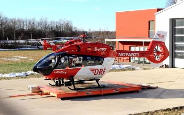 Der H 145 wird bald auch in Fresach zum Einsatz kommen.