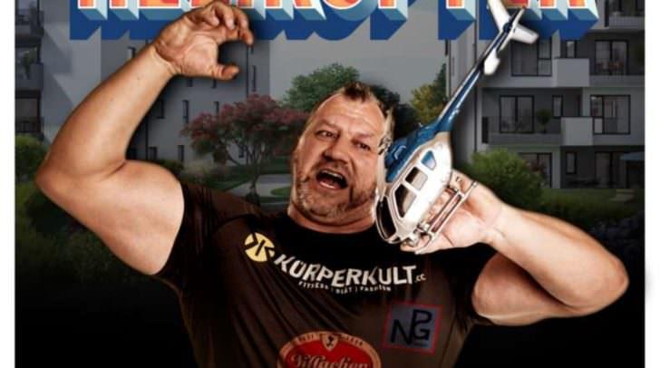 Der stärkste Mann Kärntens wagt sich am Sonntag an einen neuen Weltrekordversuch heran.