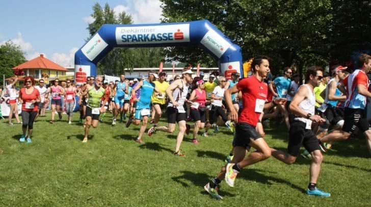 1.670 Sportler nahmen insgesamt bei den Läufen und im Nordic Walking teil.