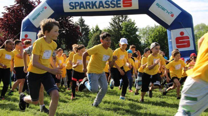 488 Kinder und Jugendliche haben insgesamt 3.403 Kilometer erlaufen.