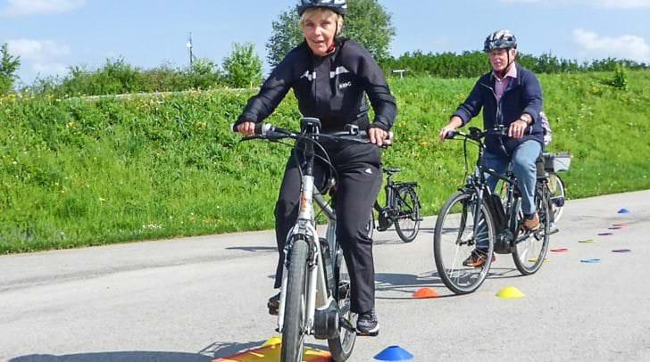 Naturfreunde Sicherheitstage am E-Bike: Am 5. Mai in Villach