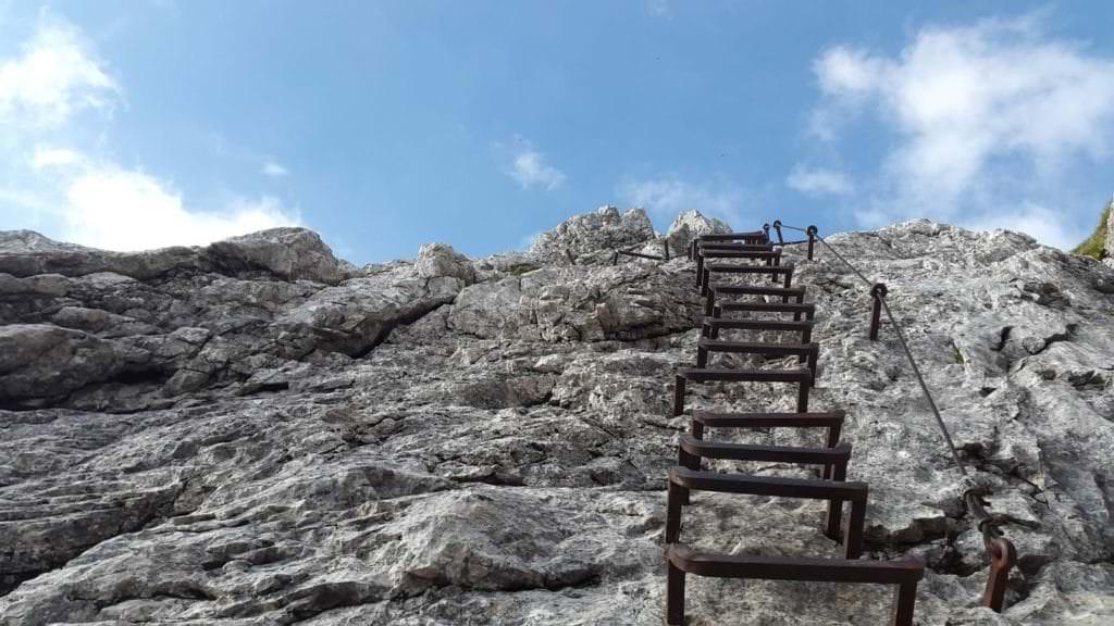 Klettersteig Griffen : Griffen klettersteig schlossberg « kleinezeitung at