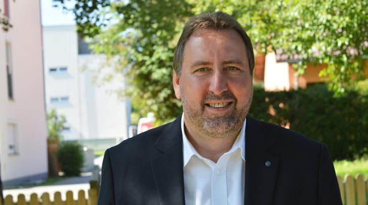 Stadtrat Erwin Baumann