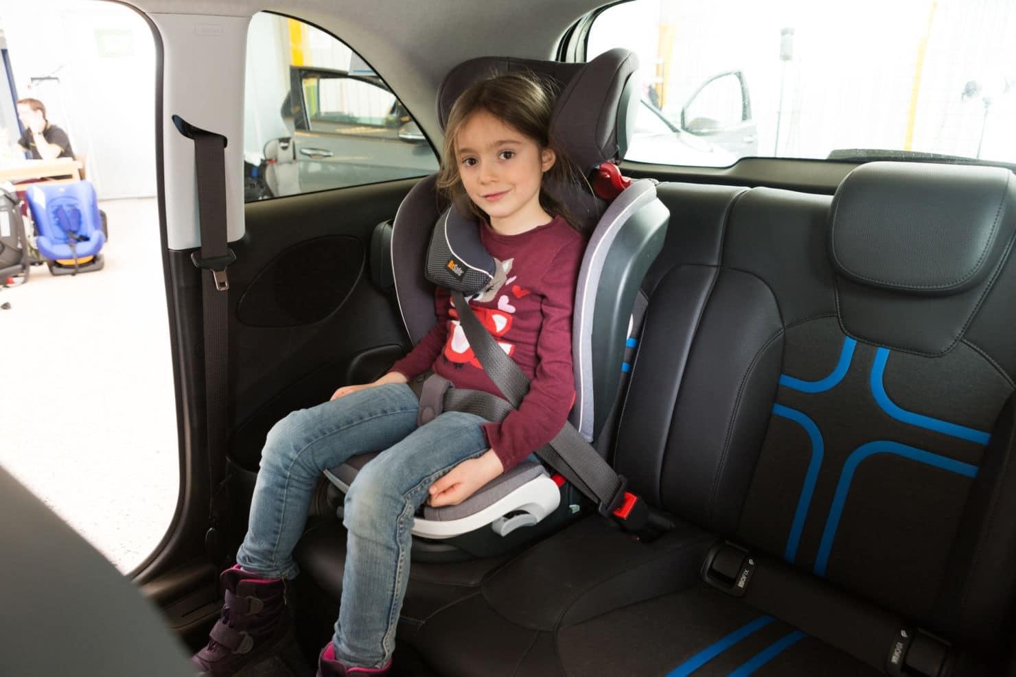 22 Kindersitze unter der Lupe in Kärnten 5 Minuten