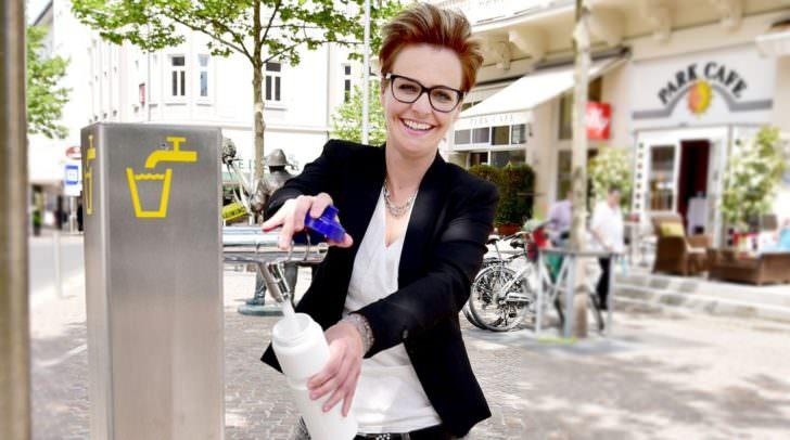 Stadträtin Katharina Spanring