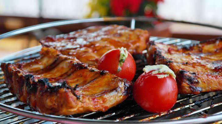 Heiß her geht es bei den Live Cooking Grill Events im Romantik Hotel Post