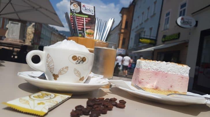 Da kommt italienisches Urlaubsflair auf, denn ab jetzt gibt es bei Chickis auch ORO Caffé.