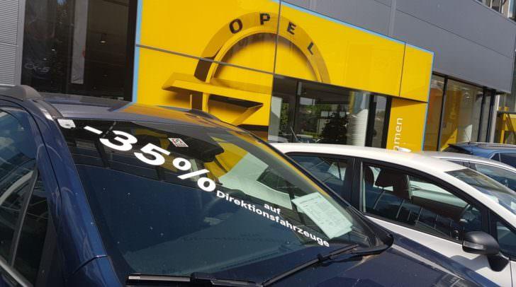 35% Rabatt auf ausgewählte Modelle: Das Team von Eisner Auto berät euch gerne!