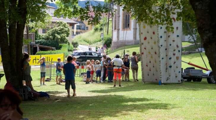 Zahlreiche Besucher am Trinkwassertag