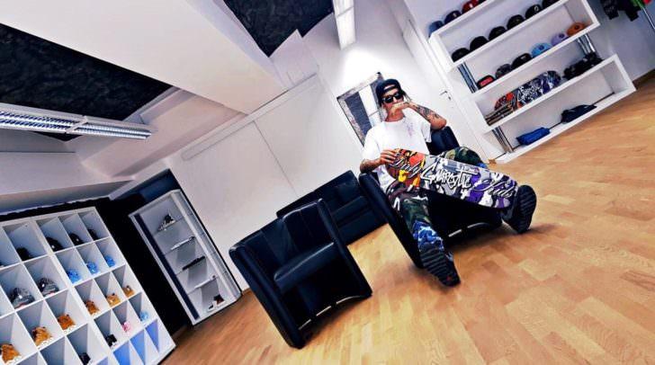 Sandro Hübler bringt American Streetwear nach Villach