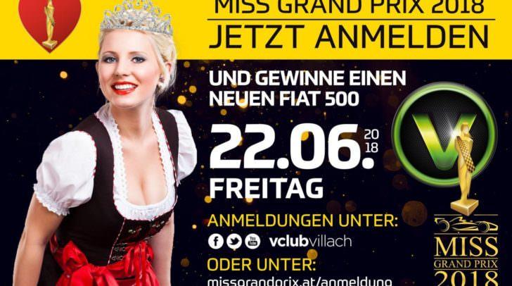 Seht ihr in euch die nächste Miss Grand Prix?