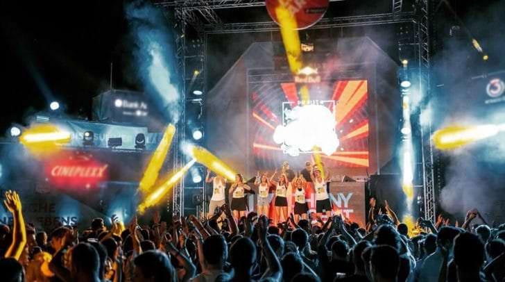 """Der """"summer splash"""" wird heuer von DJ Jonny Vincent beehrt."""