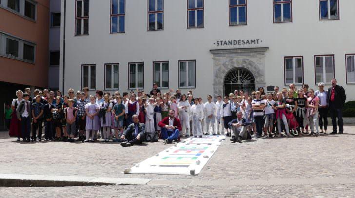 Über 250 SchülerInnen wirkten bei den Theaterprojekten kärntenweit mit
