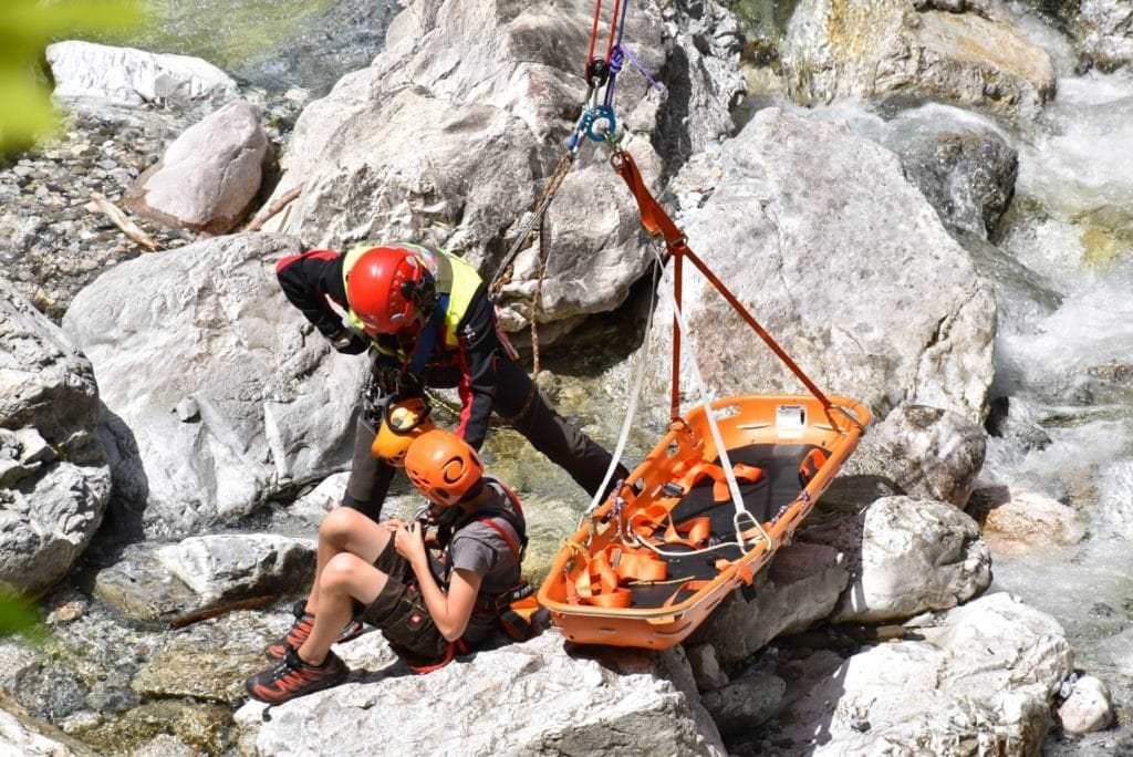Klettersteig Villach : Klettersteige rotschitza klamm km bergwelten