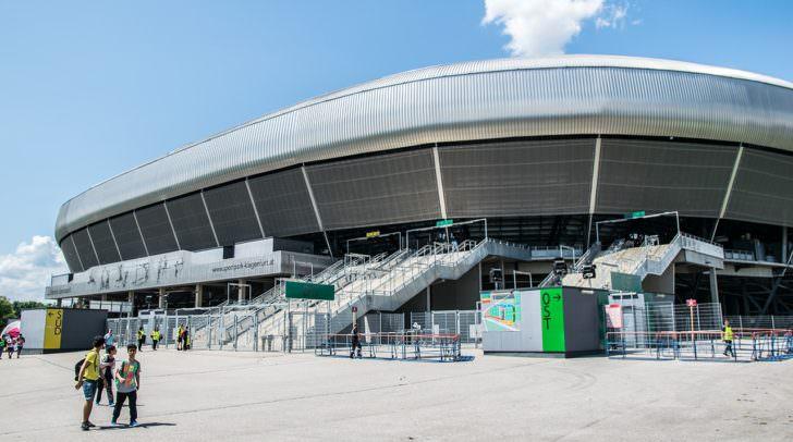 Allen Besuchern wird eine rechtzeitige Anreise zum ÖFB-Cupfinale empfohlen.