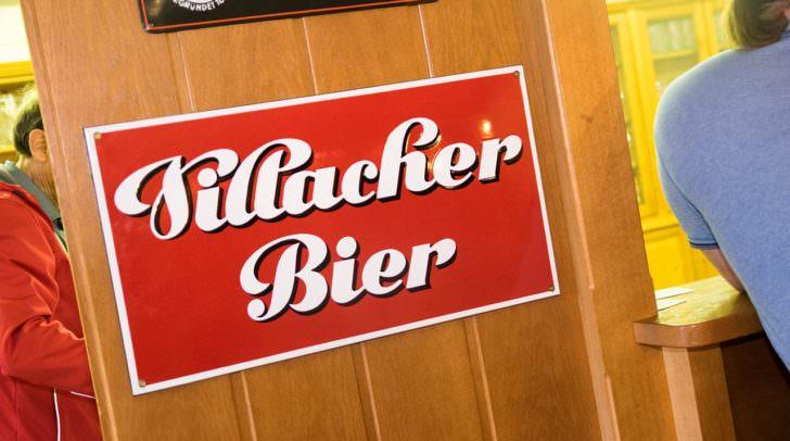 Villacher-Bier legte noch einiges oben drauf.