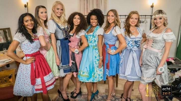 Finalistinnen im großen Miss Grand Prix Contest 2017