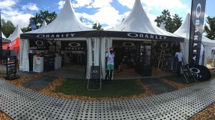 Auf 50 m² findet ihr Kärntens größtes Oakley-Angebot