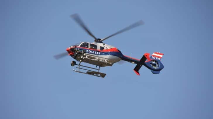 Der Vermisste wurde bei einem Suchflug vom Polizeihubschrauber Libelle FLIR tot aufgefunden.