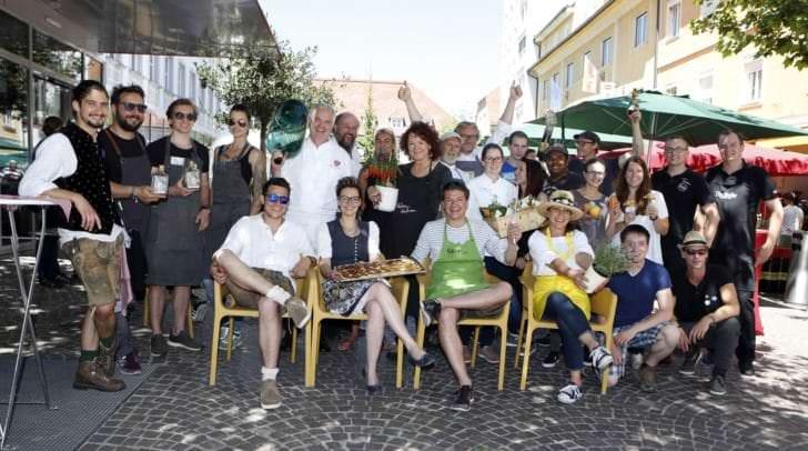 Der Streetfood Market in Villach wurde im Vorjahr gut besucht und soll auch heuer wieder zum Erfolg werden.