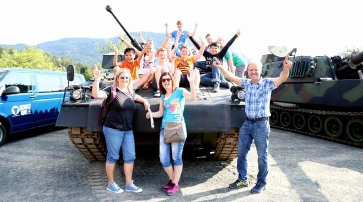 Tag der Schulen in Villach 2017