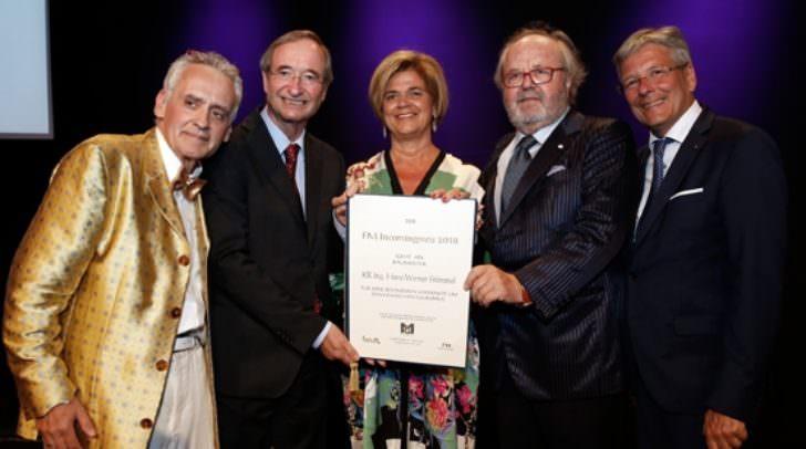 LH Kaiser bei Verleihung im Casineum Velden - Positive Grundstimmung in Kärnten bringt Aufwind im Tourismus
