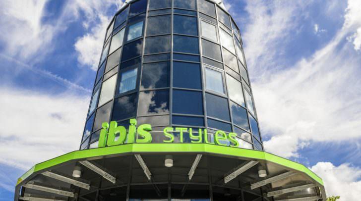 So sieht das Ibis Styles Hotel in Hildesheim, Deutschland, aus
