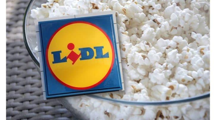 """Das Produkt """"Snack Day Popcorn süß, 200g"""" des Lebensmitteldiskonters Lidl wird zurückgerufen."""