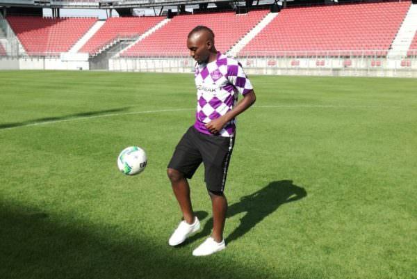 Mounpain wird zur neuen Saison die Defensive unterstützen