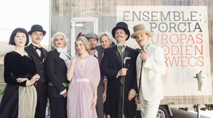Das Ensemble Porcia kommt nach Lind ob Velden.