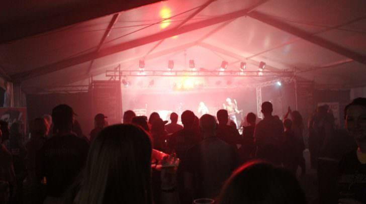 """Musikalischer Austausch beim """"Straight Ahead Festival""""."""