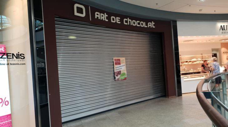 Confiserie Heindl eröffnet bald in den City Arkaden.