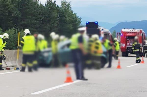 Die Gründe für den Unfall sind derzeit noch nicht bekannt.
