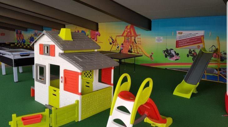 Bereits im Jänner hatte Gerald Taferner um eine Genehmigung für den Kinderspielplatz angesucht. Passiert sei seitdem noch nichts.