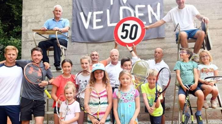 In Velden wurde gleich ein doppeltes Jubiläum gefeiert!