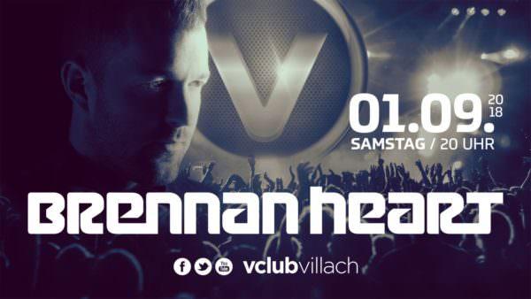 Hört Brennan Heart live im V-Club
