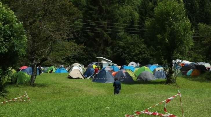 Das Festival geht über zwei Tage.